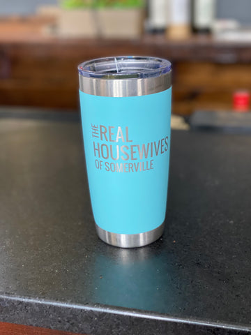 20 oz Real Housewives Of Somerville (light teal)