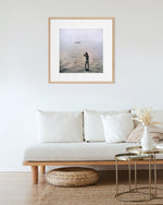 Load image into Gallery viewer, Decoration-home-Varanasi-living-room-silver-print