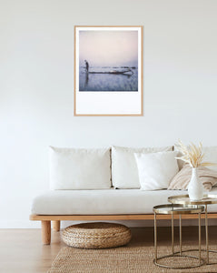 Decoration-pictures-frame-large-format-fishermen-living-room