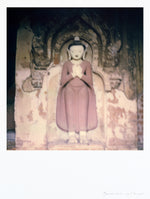 Load image into Gallery viewer, polaroid Impression Bagan Myanmar poster