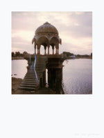 Load image into Gallery viewer, Polaroid print Jaisalmer India photo deco