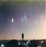 Load image into Gallery viewer, Portugal Faro Man facing sea Polaroid photo