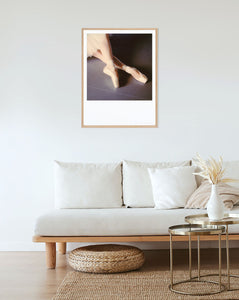 ballet dancer deco photo home