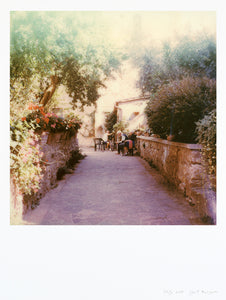 Art print Italy Tuscany photo poster