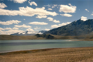 lake himalayas photography art