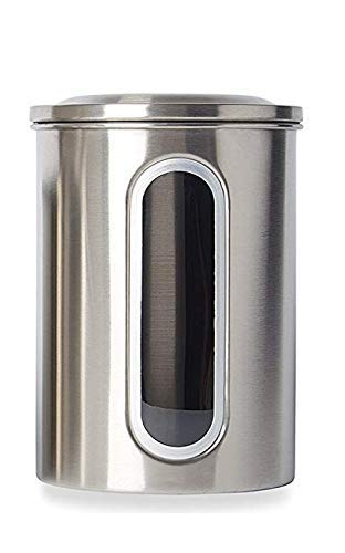 Fox Run Stainless Steel Canister (Genuine Imported Products from USA)