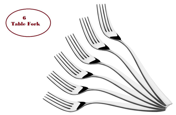 Shapes Gracia Table Fork 6 Pcs.