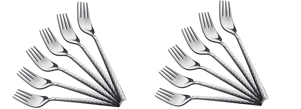 Shapes Feast fruit fork set of 12 pcs
