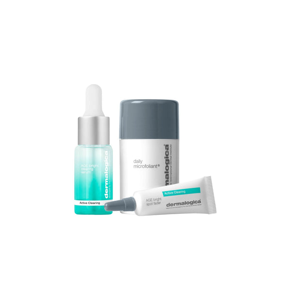 Dermalogica - Clear & Brighten Kit