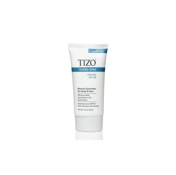 TiZO Ultra-Sensitive Sun Protection SPF 40 - Tinted