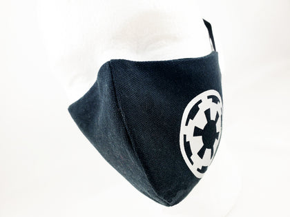 The Galactic Empire Imperial Crest Star Wars Mask