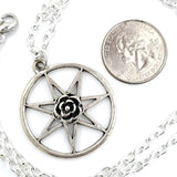Rose Fairy Star Talisman