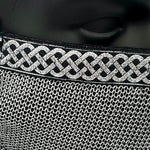 Chainmaille, Mithril Appearing Genie Mask For Renaissance Faires, Cosplay & LARP