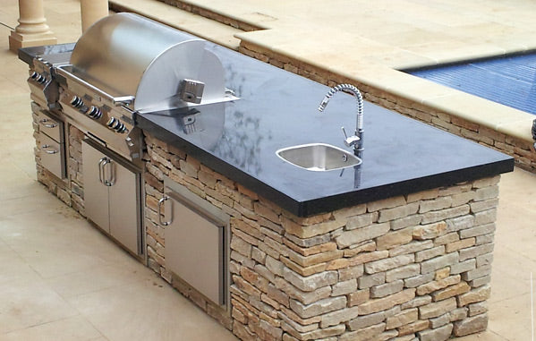 Lush Are Proud To Present Our Outdoor Kitchen Design And Installation Service