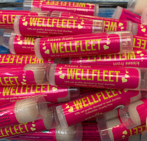 Kisses from Wellfleet lip balm