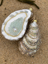 Load image into Gallery viewer, On the half shell oyster ornament