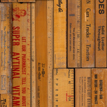 MRV-05 Small Printed Rulers
