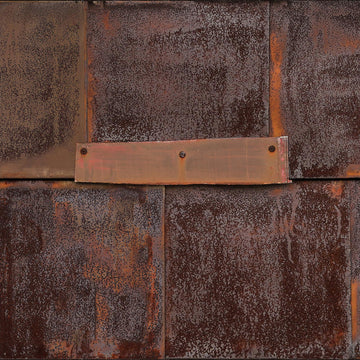 PHE-19 Brown Rusted Metal