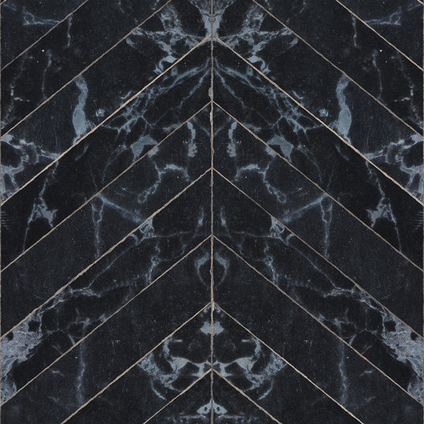 PHM-55 Marble Black Tiles 8,1 x 7,7 cm herring bone Swatch Crop Shopify.jpg