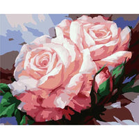 Flower Diy Paint By Numbers Kits VM42042
