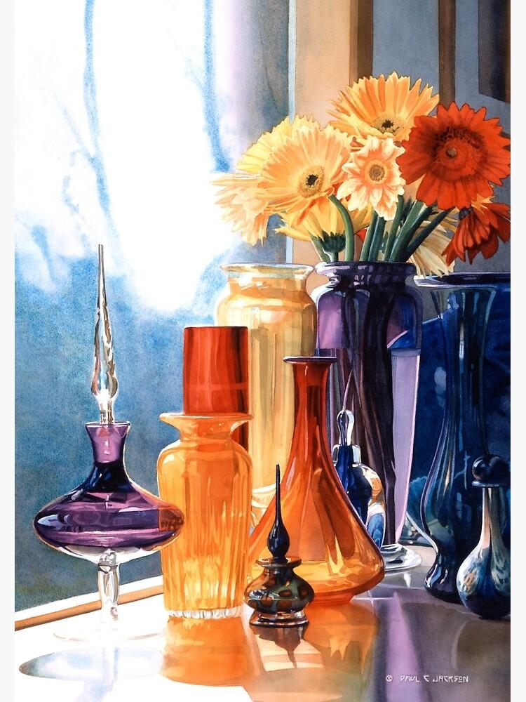 Flower In Bottle Diy Paint By Numbers Kits PBN91413