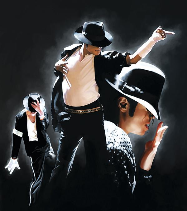 Michael Jackson Diy Paint By Numbers Kits VM92140