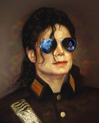 Michael Jackson Paint By Numbers Kits PBN92157