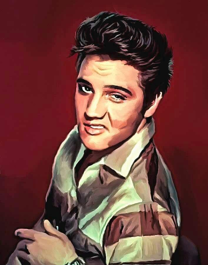 Elvis Presley Diy Paint By Numbers Kits PBN96228