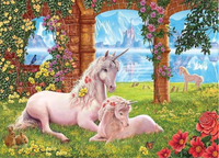 Unicorn Diy Paint By Numbers Kits VM96130