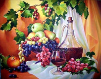 Fruit Diy Paint By Numbers Kits PBN97491