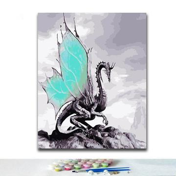 Dragon Diy Paint By Numbers Kits PBN94099