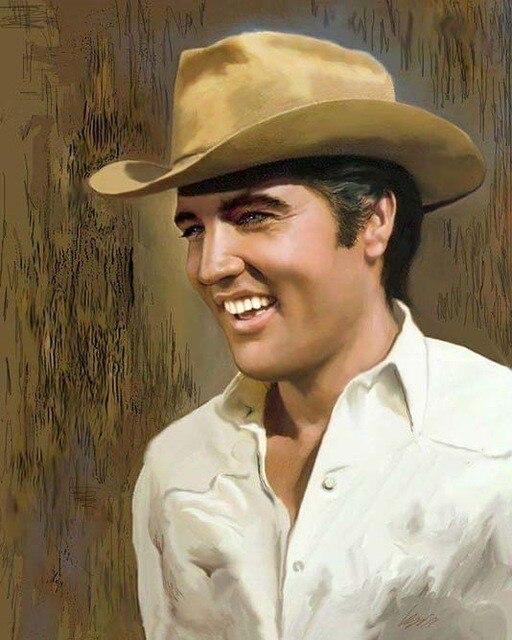 Elvis Presley Diy Paint By Numbers Kits PBN56228