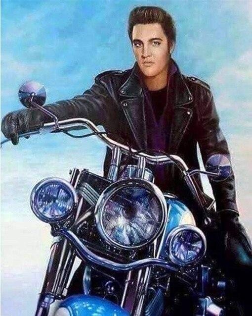 Elvis Presley Diy Paint By Numbers Kits PBN96232
