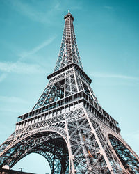 Eiffel Tower Diy Paint By Numbers Kits PBN92618