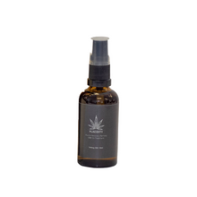 Load image into Gallery viewer, Idir highly concentrated CBD body oil, perfect pot-workout recovery revives itchy and sore muscles. Huile a base de CBD, hydratation et relaxation intense pour les muscles apres sport de la marque cosmetique Idir CBD