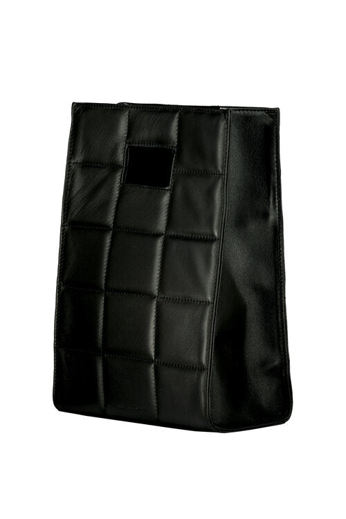 Julia Skergeth Quilted Bag Medium black