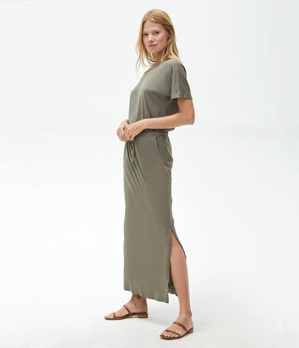 MICHAEL STARS Chantel Maxi Dress