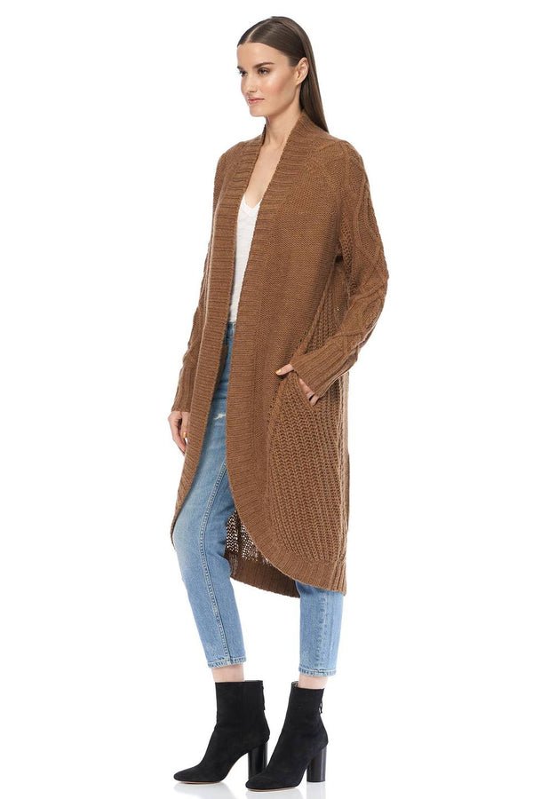 360 SWEATER Chloe Cardigan