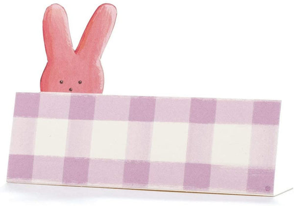 HESTER & COOK PEEPS Bunny Place Card