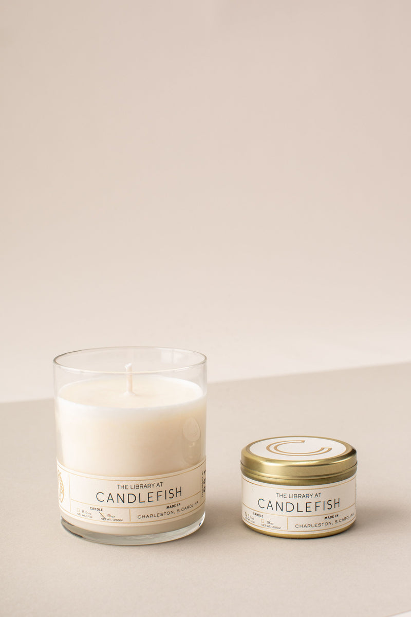 Pumpkin, Gingerbread, Vanilla 9 Oz. Jar - Candle