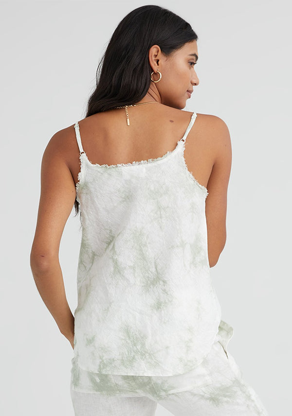 BELLA DAHL Frayed Edge Camisole