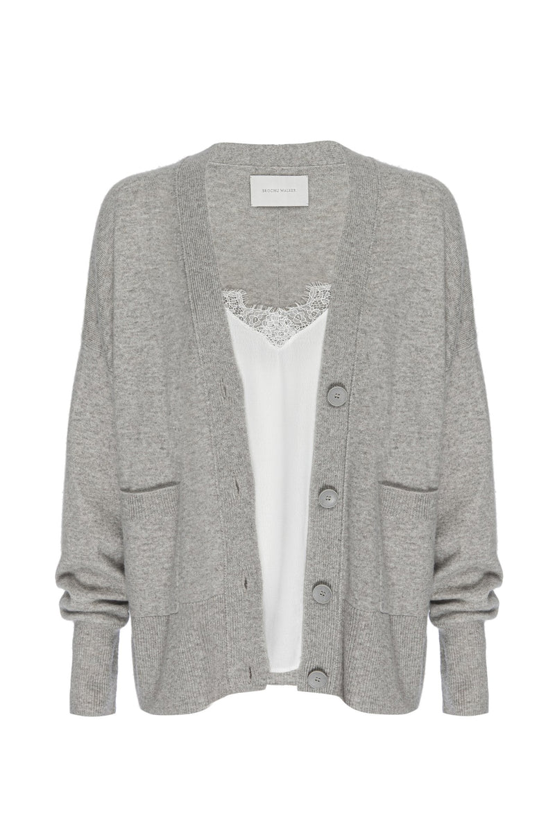 Lace Looker Cardigan Sweater
