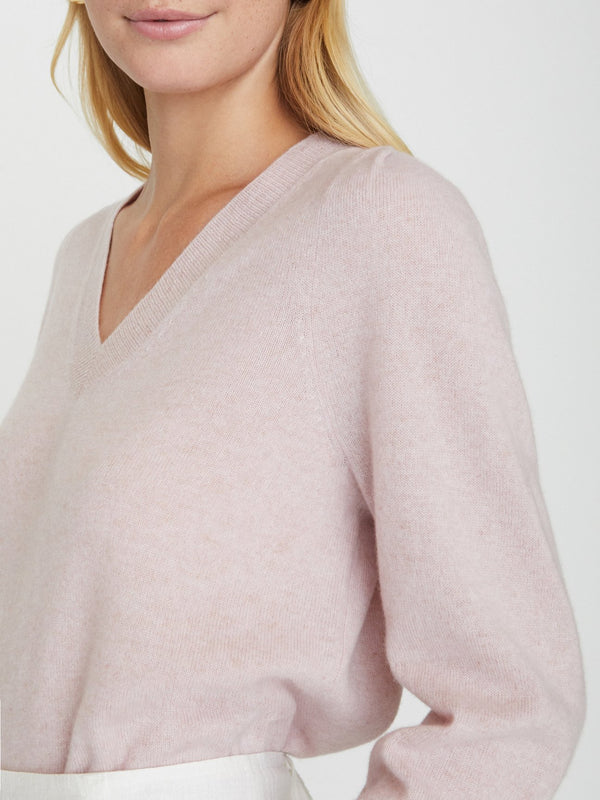 Brochu Walker Delphina V-neck sweater