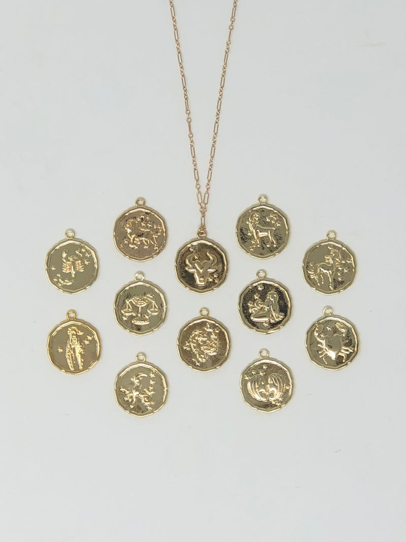 MARIT RAE Zodiac necklace - N2426