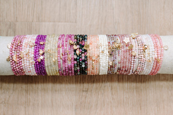 Marit Rae Stone Stretch Bracelet