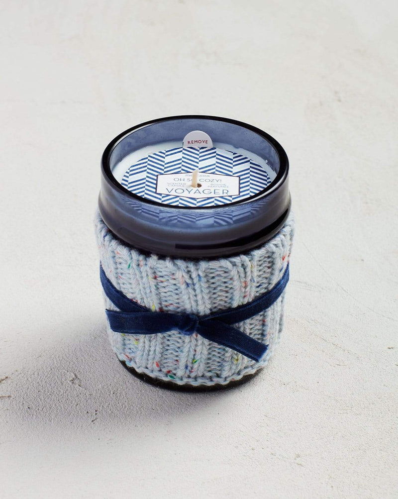 Cozy Sweater Candle - Voyager