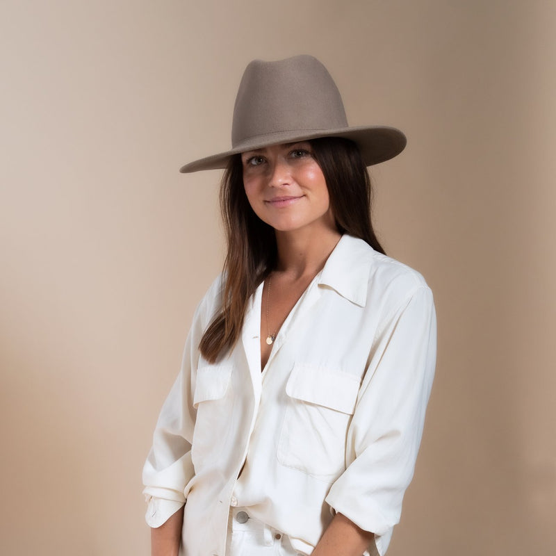 Chelsea hat - Taupe