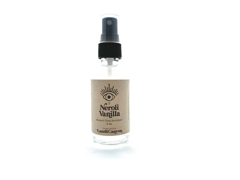 Natural Hand Sanitizer - Kills 99.9% of germs and viruses!