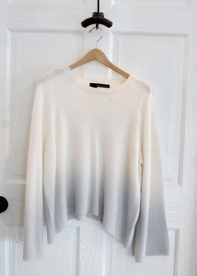 360 SWEATER Kalene Dip Dye sweater