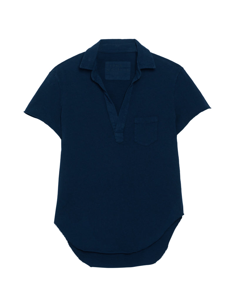 FRANK & EILEEN Perfect Polo - navy